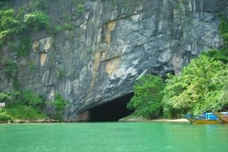 Giảm 50% phí tham quan các sản phẩm du lịch trong Vườn Quốc gia Phong Nha - Kẻ Bàng